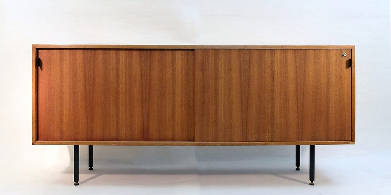 1950s sideboard by Florence Knoll for Nordiska Kompaniet
