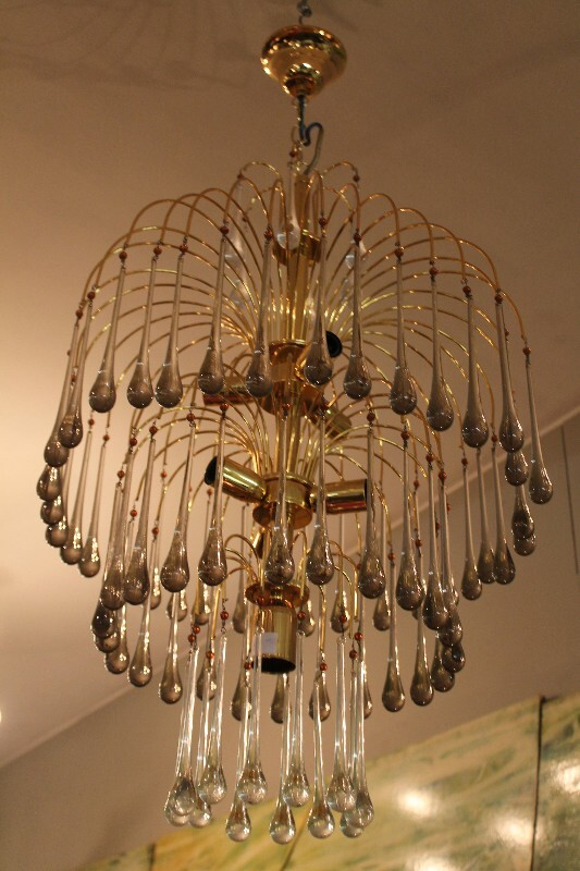 Fountain chandelier 70'