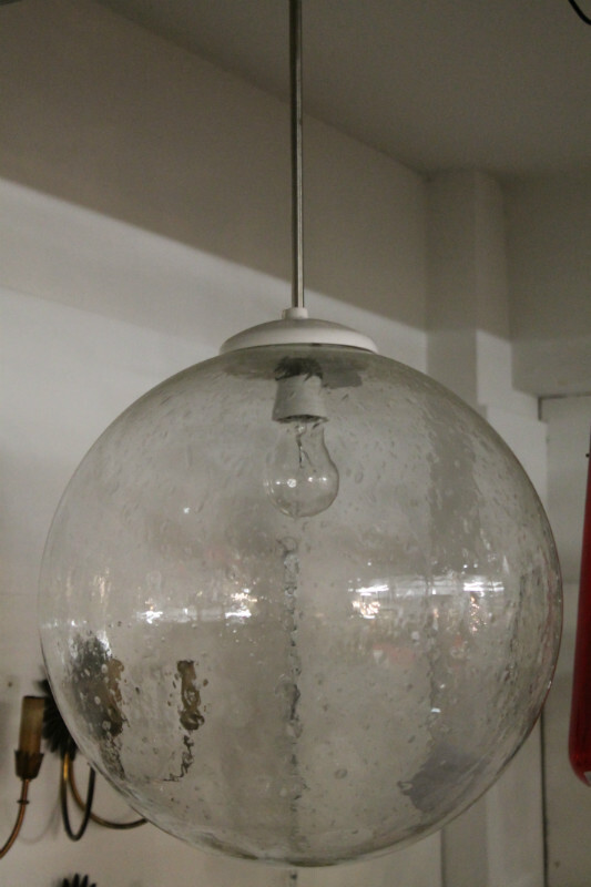 Ball ceiling light
