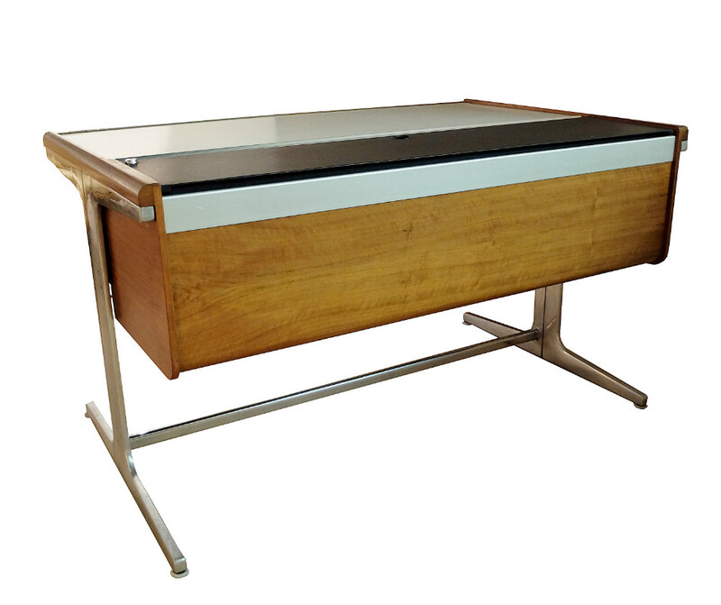 Action Office Desk by George Nelson for Herman Miller - 1964