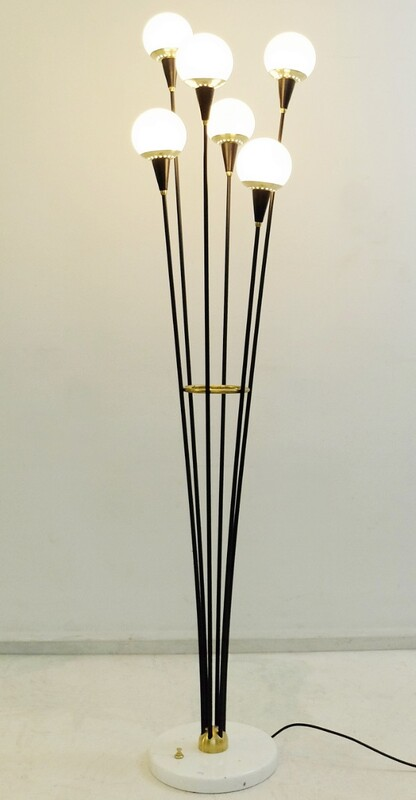 Alberello Floor Lamp from Stilnovo - a pair available
