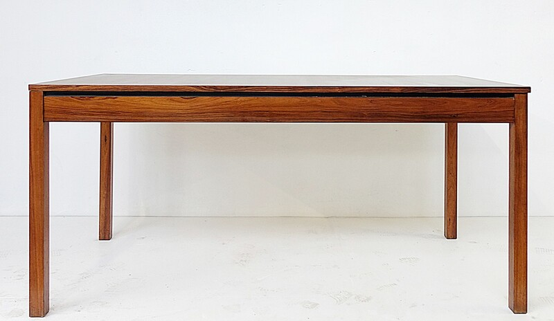Alfred Hendrickx Extendable dining Table in Rosewood