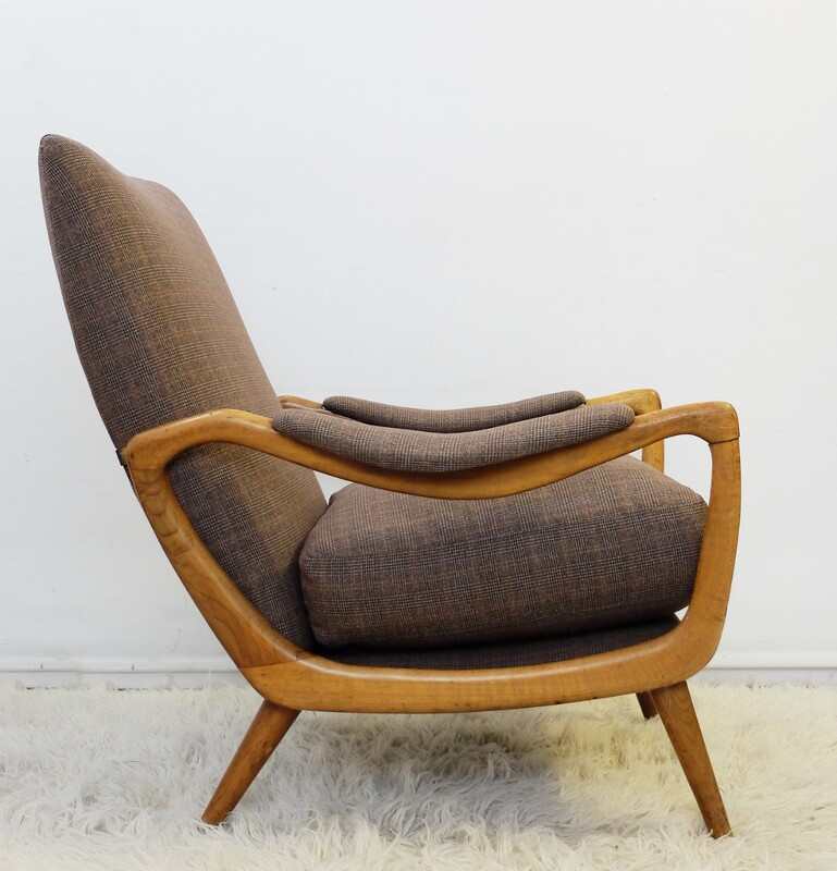 armchair - new upholstery
