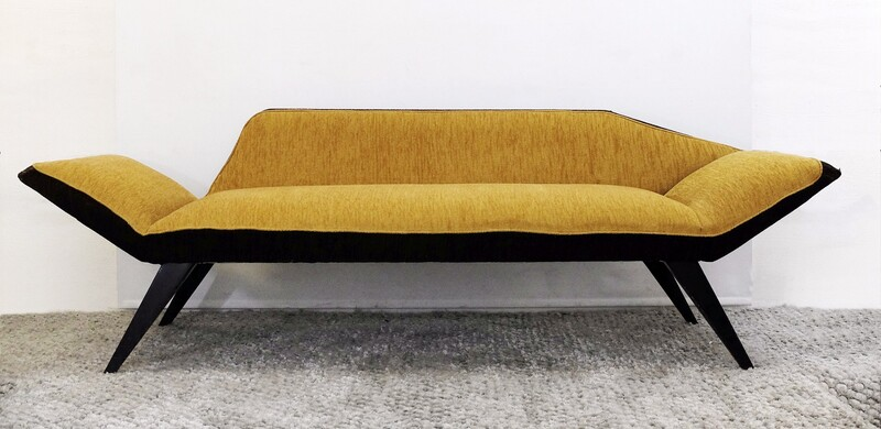 Asymmetrical Sofa bed