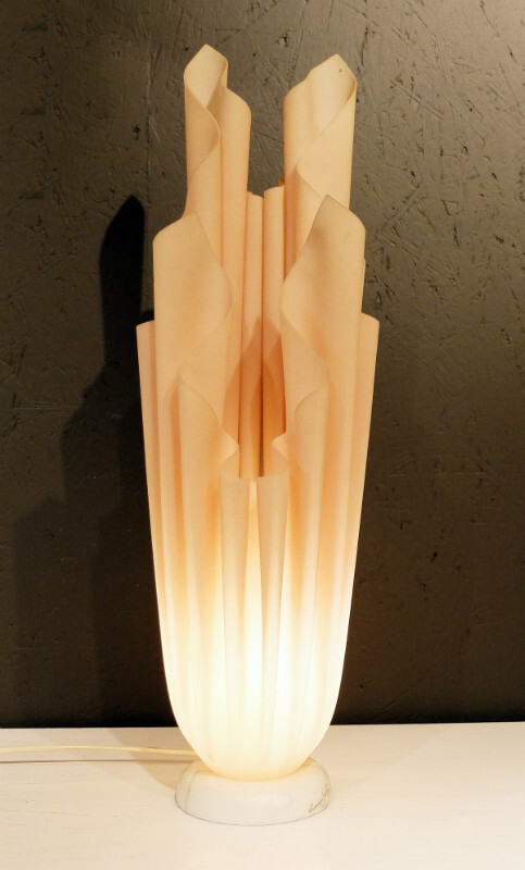 Athena Table Lamps by Georgia Jacob