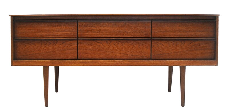 Austin Suite Sideboard in Teak, 1960's