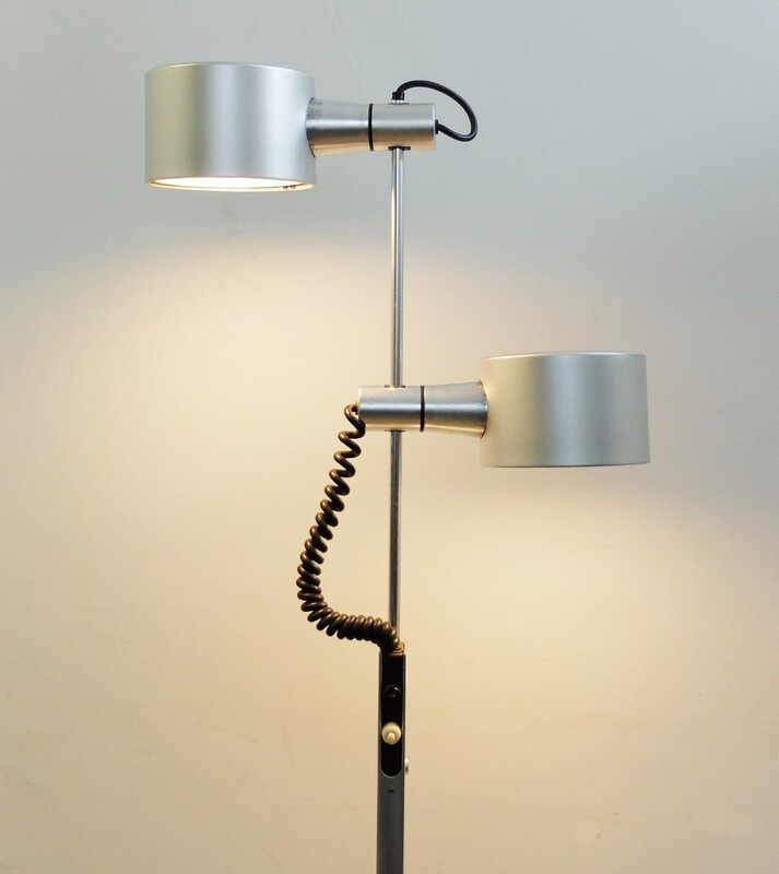 Baltensweiler Floor Lamp Spots 70's
