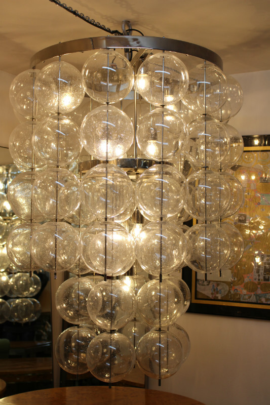 Big ceiling light, pair available