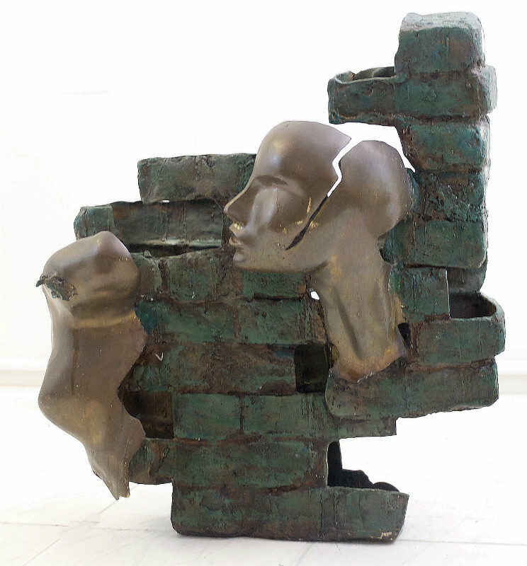 Bronze Sculpture, Eleonora Drummond, 1987