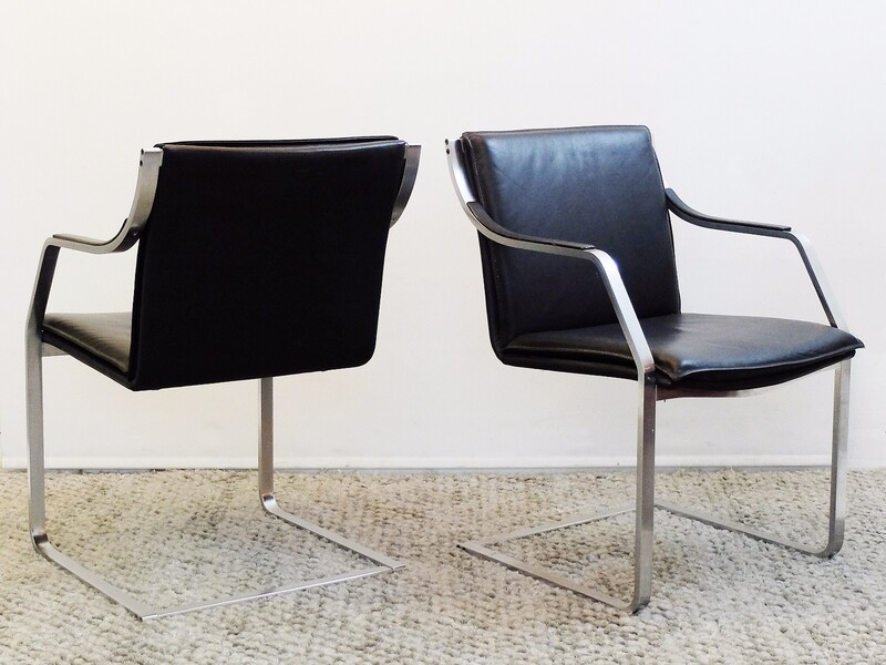 Cantilever Chair by Rudolf B. Glatzel for Knoll - 6 available