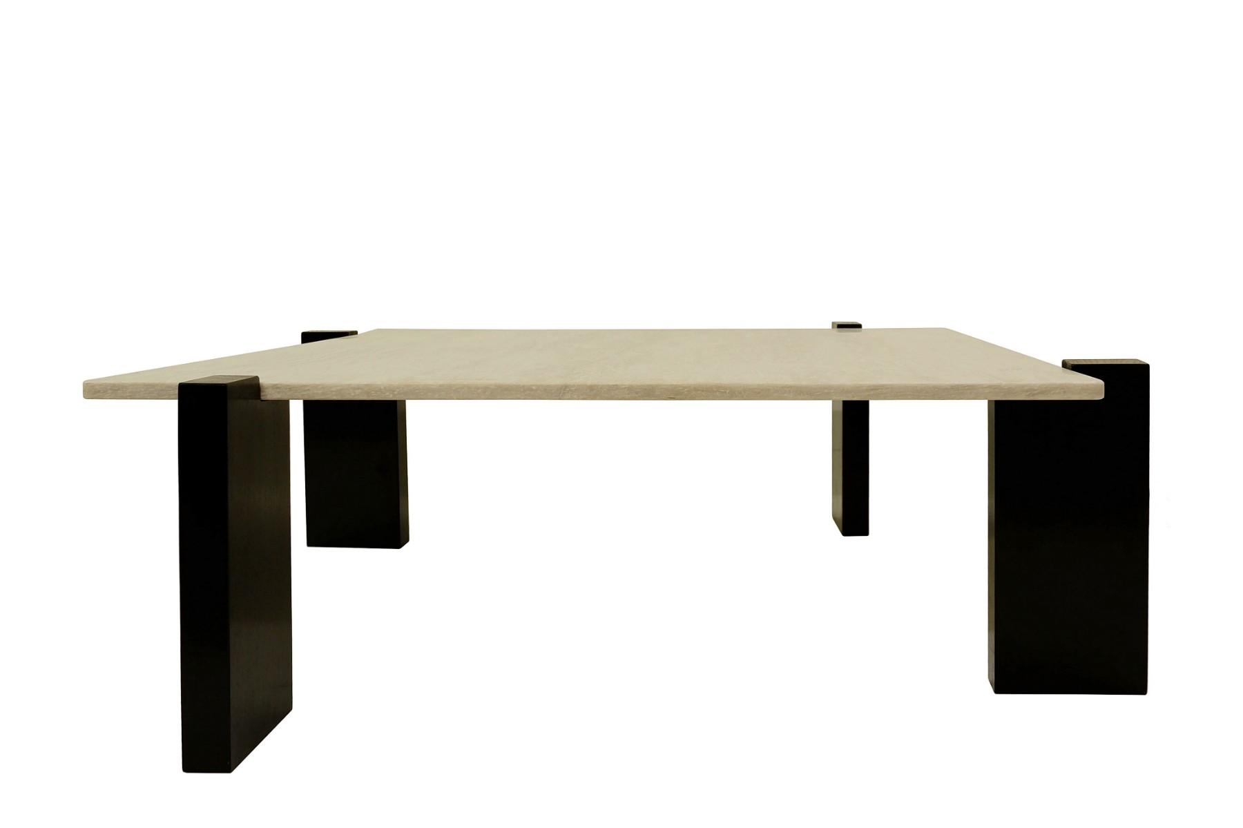 Remarkable Coffee Table By Oscar Niemeyer For Tepperman Brasile 1970S Machost Co Dining Chair Design Ideas Machostcouk