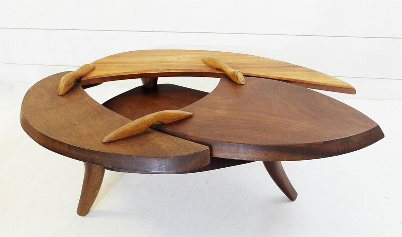 Coffee table c. 2004 By SIPIC  Simon Picard Mobilier