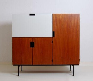 CU06 Japanese Serie Cabinet By Cees Braakman For Pastoe, 1950s