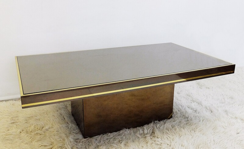 De Gandt coffee table