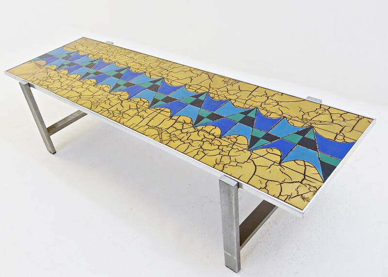 De Nisco coffee table, 1960s