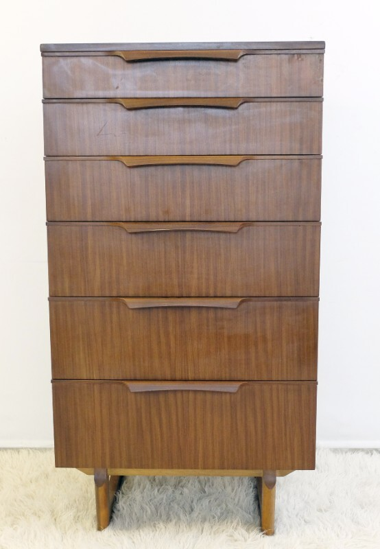English chest of drawers from EON Furniture, 1960s