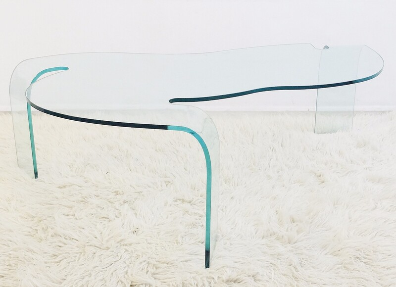 Fiam Italia Cocktail Table - circa 1980s