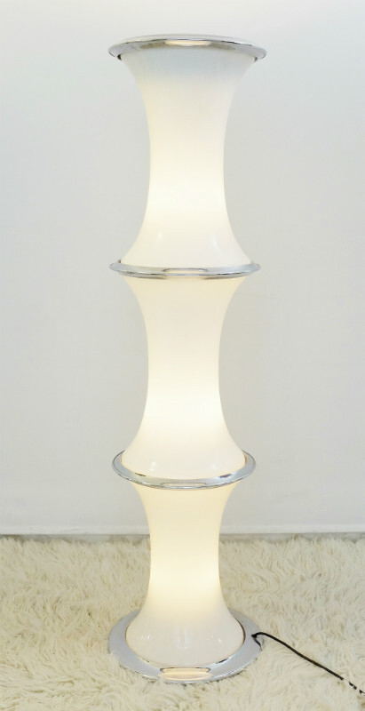 Floor Lamp by Enrico Tronconi for Vistosi, 1970s