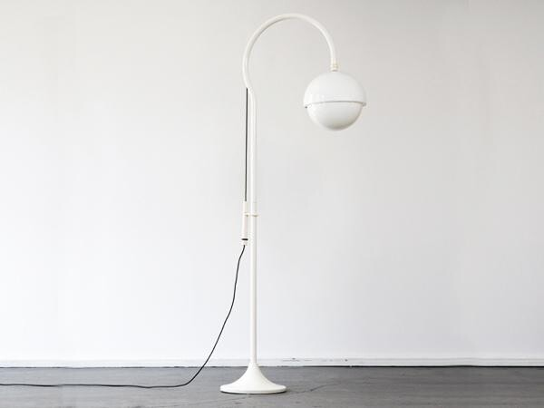 Floor Lamp Designed by Luigi Bandini Buti for Kartell in 1964