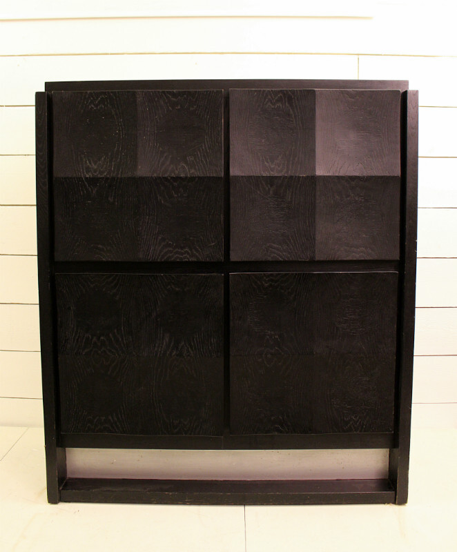 Graphic highboard