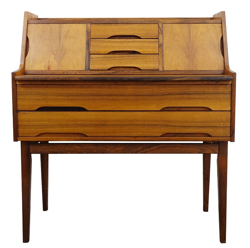 Henry Rosengren-Hansen danish secretary desk for skovby møbelfabrik '60
