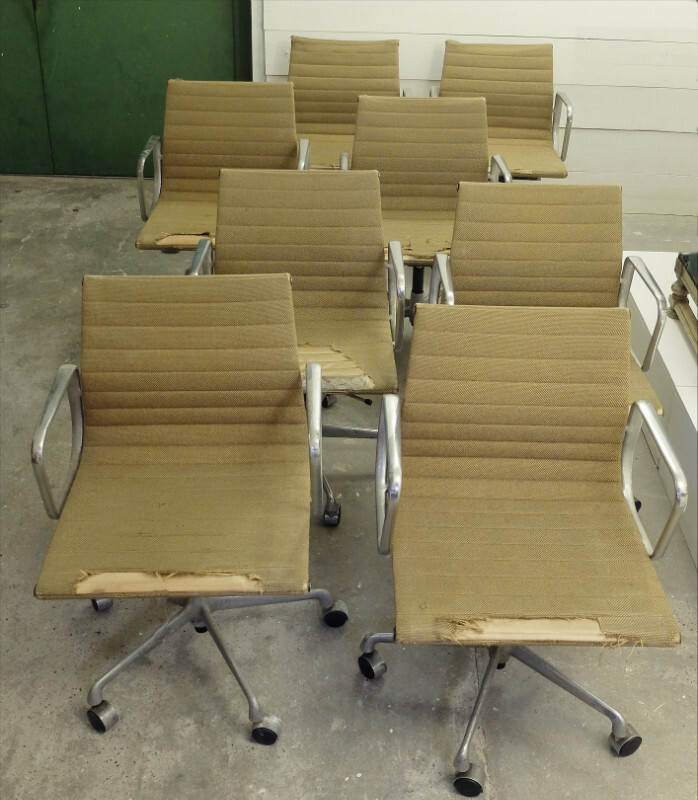 Herman Miller Eames Chairs - 8 available