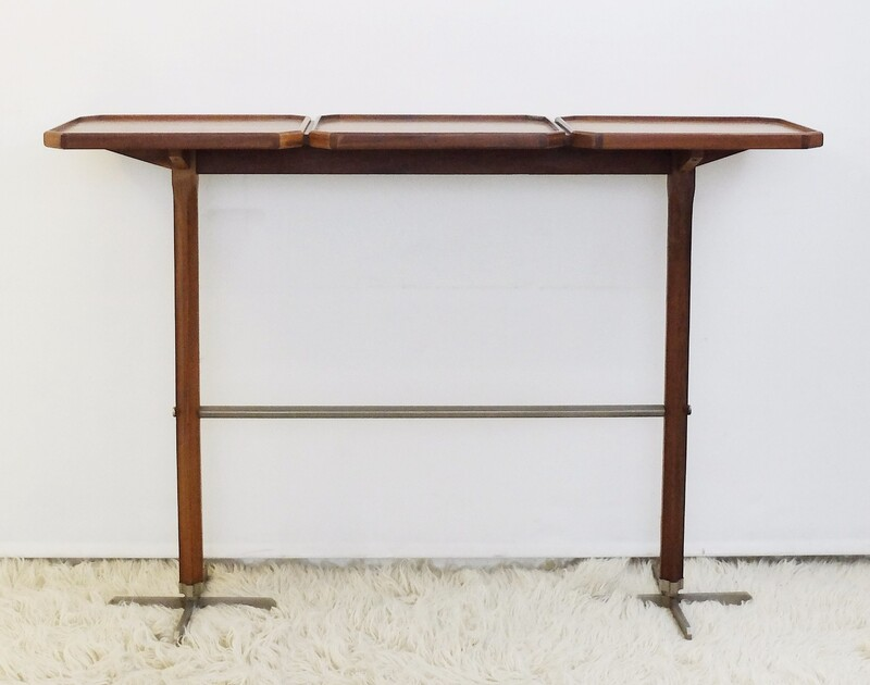 ico parisi  wood Console - 2 available