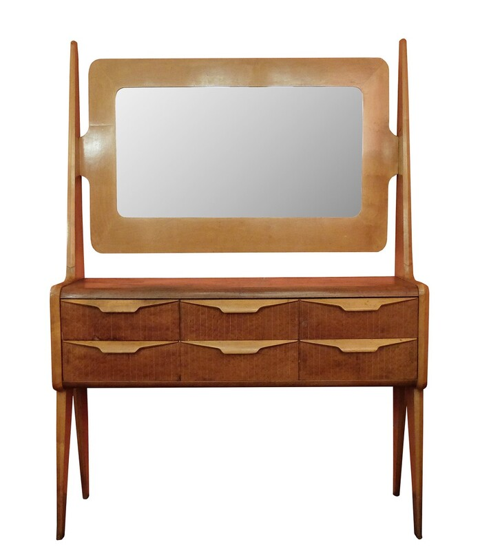 Italian Chest Of Drawers with mirror