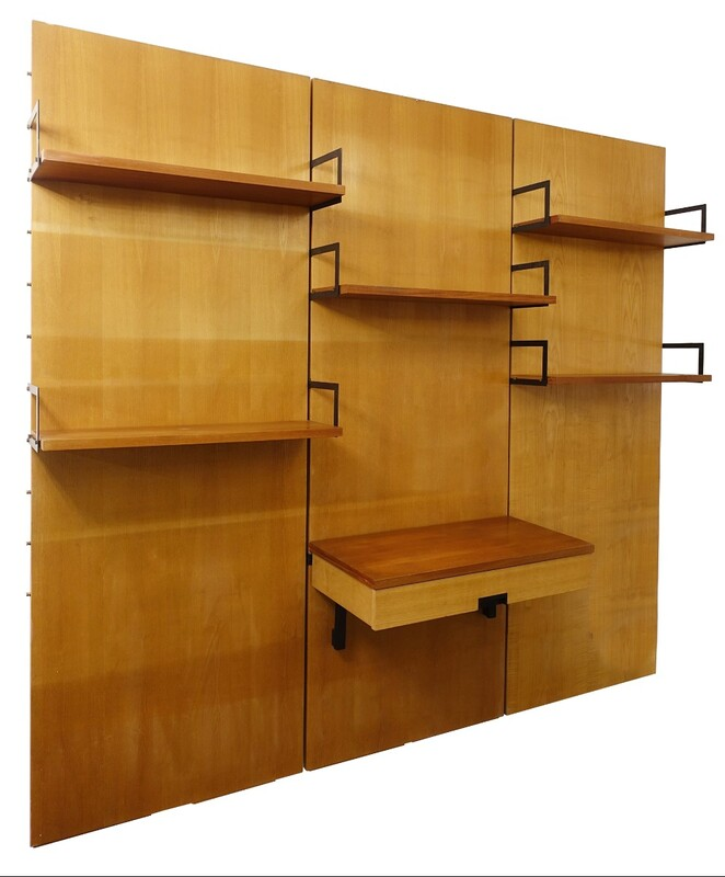 Japanese Serie Modular Wall Unit by Cees Braakman for UMS-Pastoe