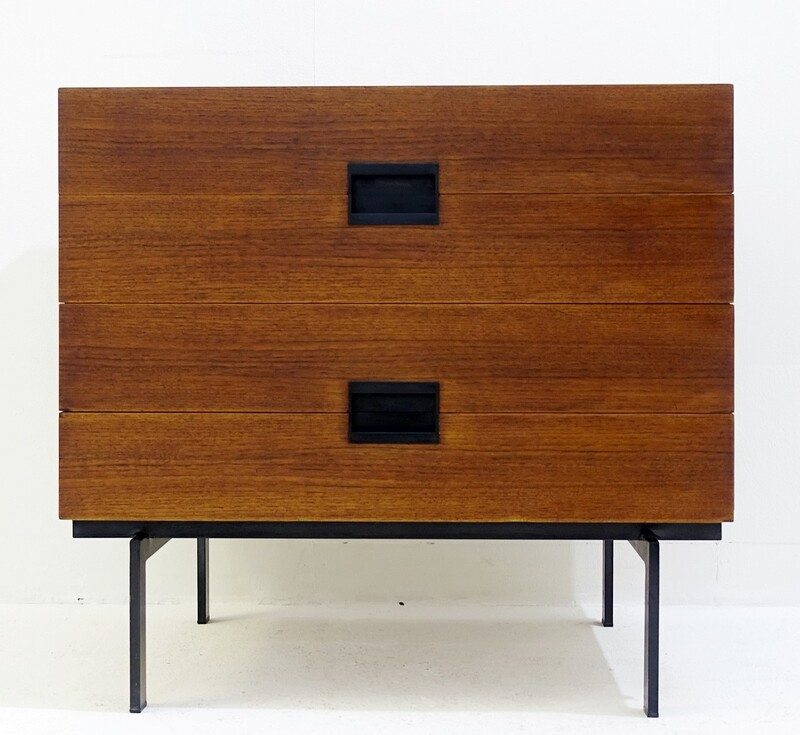 Japanese series chest of drawers by Cees Braakman for Pastoe - 1950s