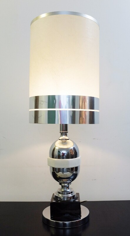 Large Table Lamp from Barbier