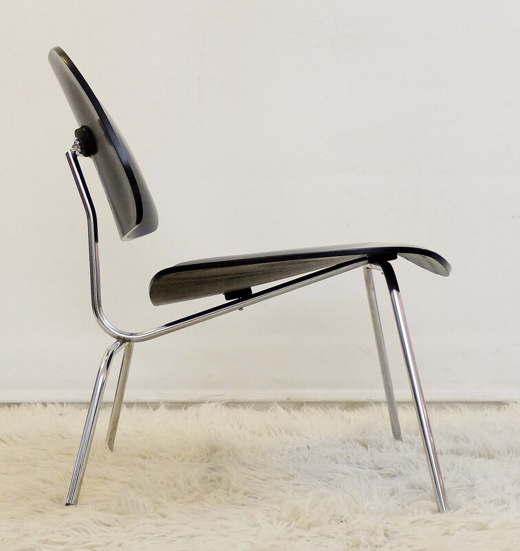 LCM lounge chair by Charles & Ray Eames