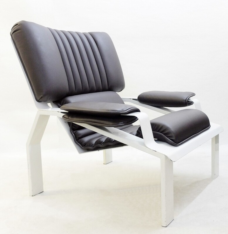 LEM lounge chair by Joe Colombo for Bieffeplast, Padova, Italy  - 1964