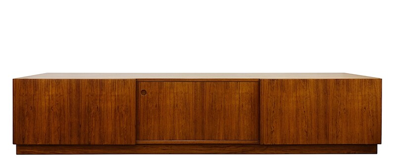 Long Sideboard by Ib Kofod-Larsen for Faarup Mobelfabrik