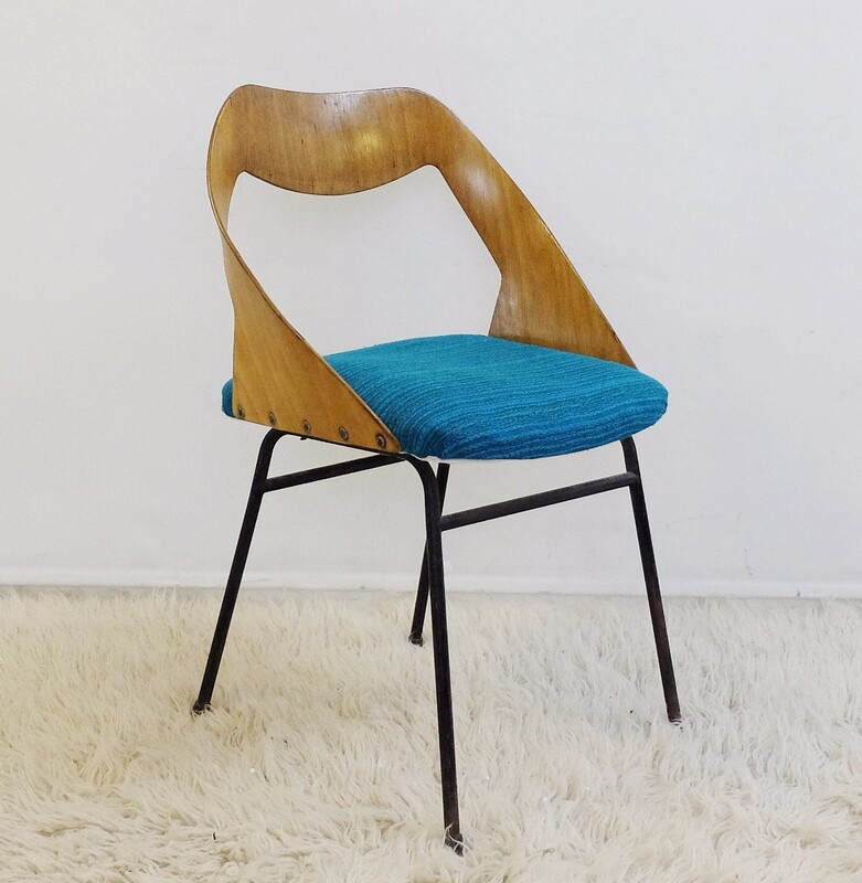 Louis Paolozzi chair