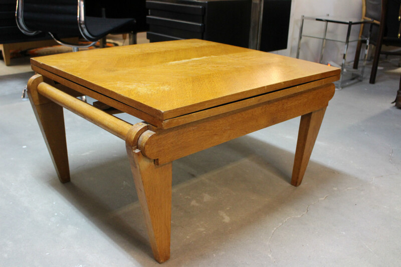 Oak table / coffee table