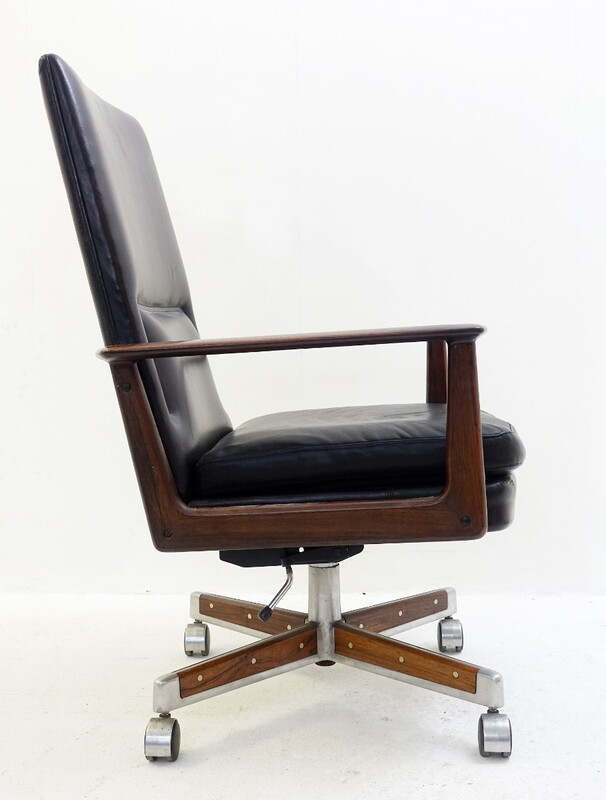 Office chair by Arne Vodder for Sibast, 1950s