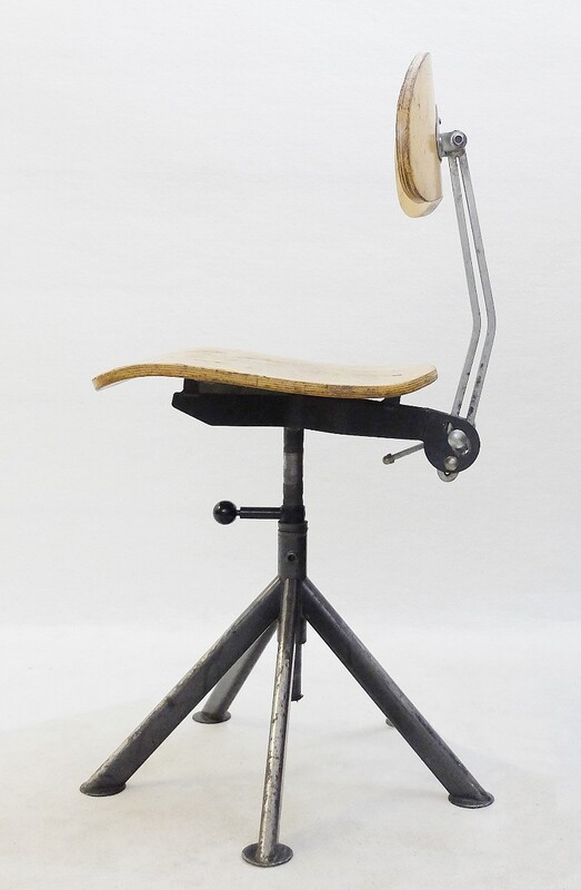Office Chair By John Odelberg & Anders Olson For AB Odelberg & Olson, 1930s