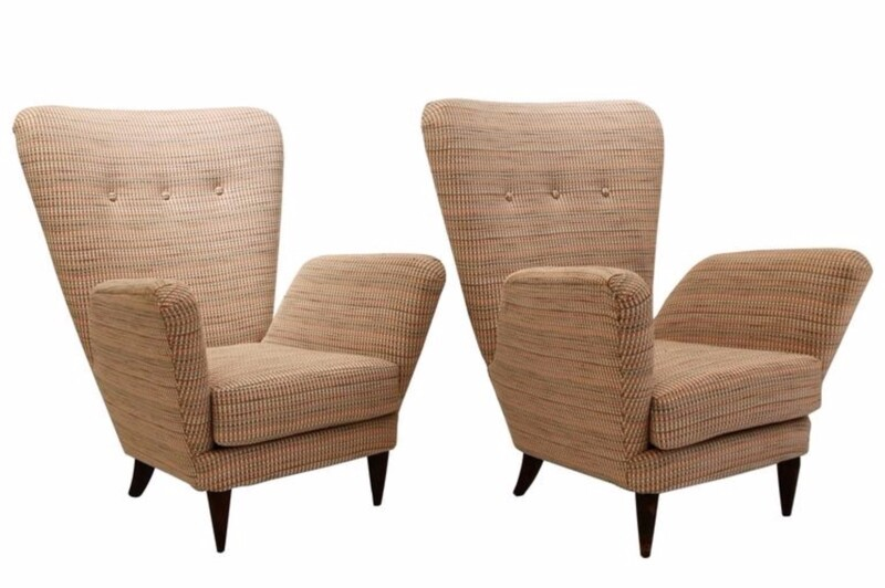 Pair of armchairs at. to Buffa '50