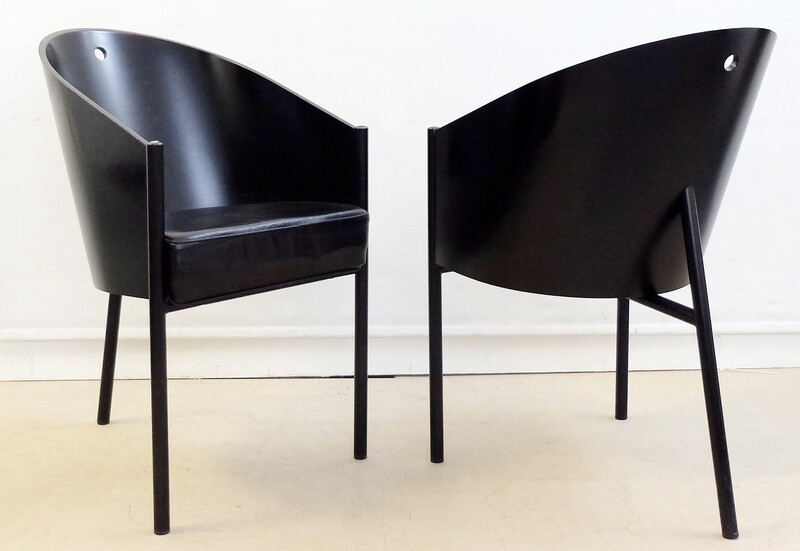 Pair of Philippe Starck