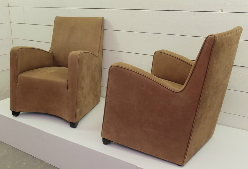 Pair Of Wittmann Armchair