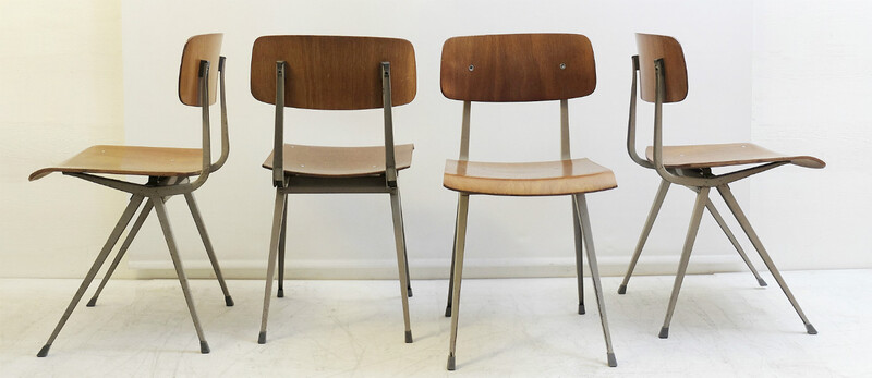 Result Dining Chairs by Friso Kramer for Ahrend de Cirkel - 1 available