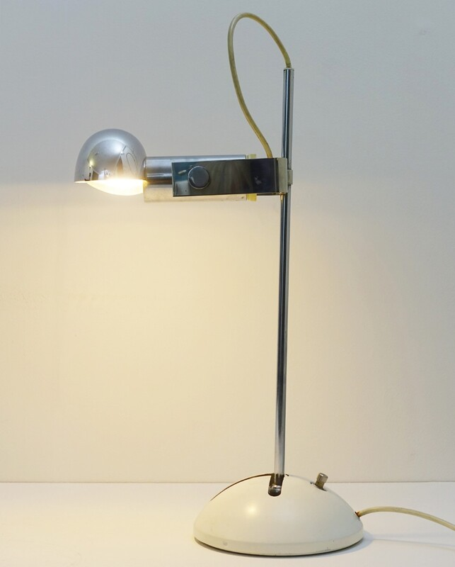 Robert Sonneman for Luci Cinisello - Desk or table lamp model T395