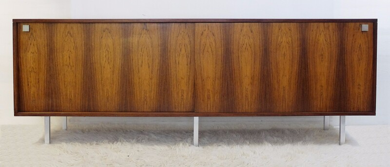 Rosewood Sideboard by Alfred Hendrickx for Belform