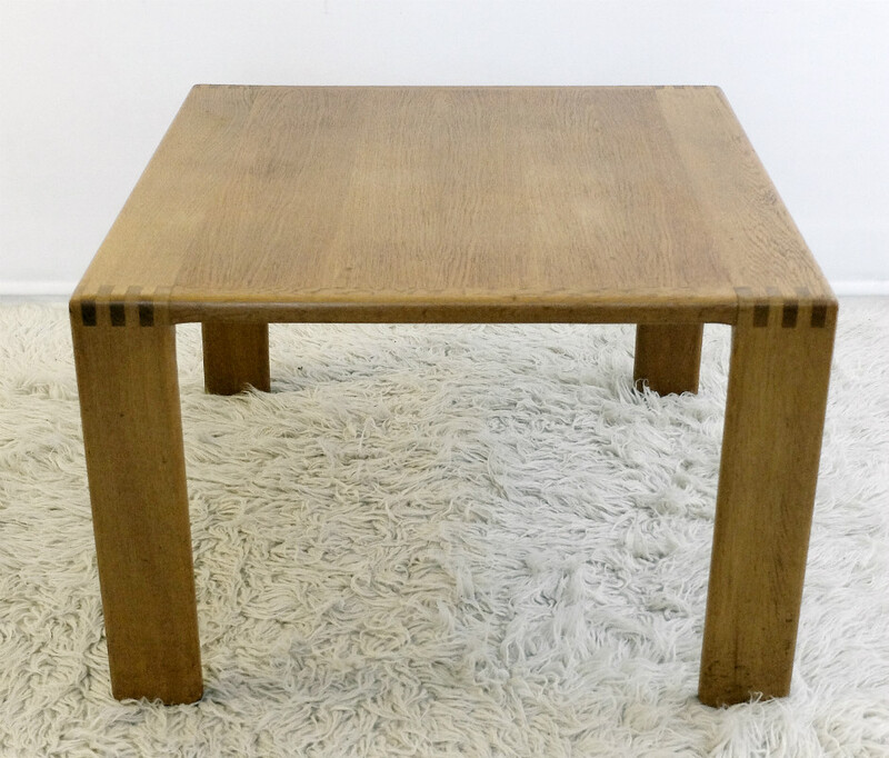 Scandinavian Oak Coffee Table By Esko Pajamies
