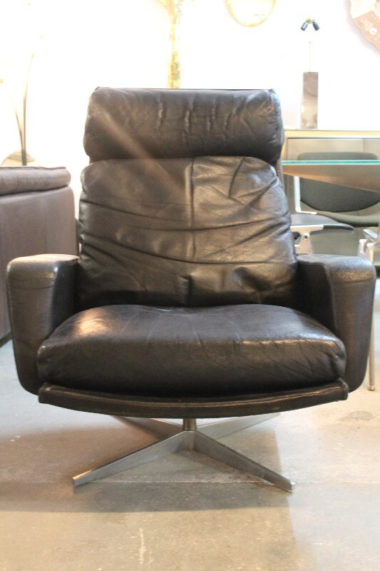 Scandinavian office armchair