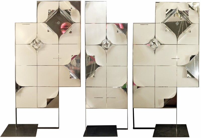 set of 3 Modular Decorative Panels