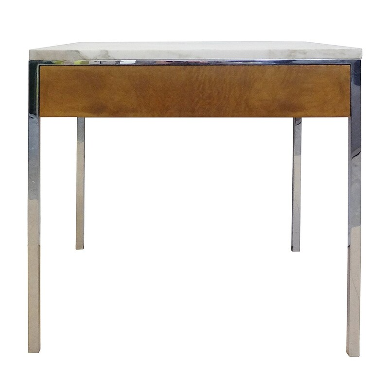 Side table by Gordon Bunshaft for Knoll