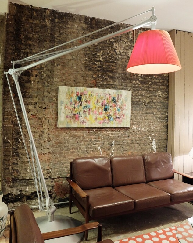 Superarchimoon floorlamp by Philippe Starck - FLOS