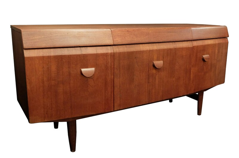 Teak Sideboard by Elliots of Newbury - 1960s
